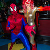 Spider-Man and Firestar