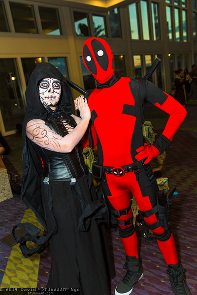 Death and Deadpool