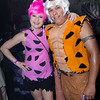 Pebbles Flintstone and Bamm-Bamm Rubble