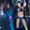 Skeletor and Evil-Lyn