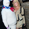 Stay Puft Marshmallow Man and Ghostbuster
