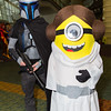 Jango Fett and Minion