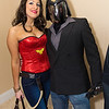 Wonder Woman and Cobra Commander