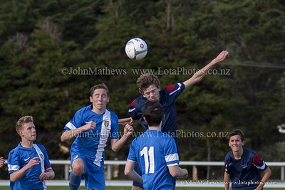 20150509 Football 1st XI HIBs v Tawa College _MG_1737 w WM