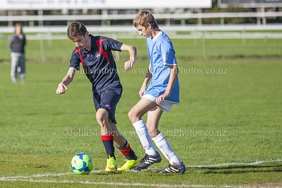 20150509 Football - U 15B HIBs v St Pats Silverstream _MG_0792 WM