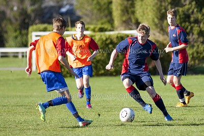 20150509 Football - U15A HIBS v Tawa College _MG_0671 WM