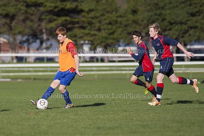 20150509 Football - U15A HIBS v Tawa College _MG_0601 WM