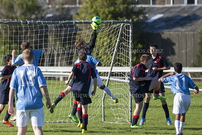20150509 Football - U15A HIBS v Tawa College _MG_0754 WM