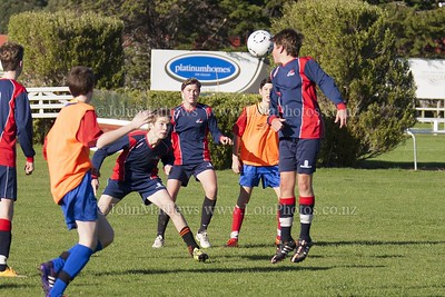 20150509 Football - U15A HIBS v Tawa College _MG_0615 WM