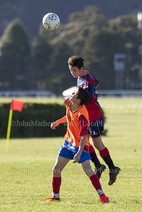 20150509 Football - U15A HIBS v Tawa College _MG_0743 WM