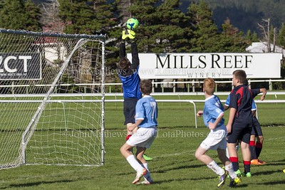 20150509 Football - U15A HIBS v Tawa College _MG_0835 WM