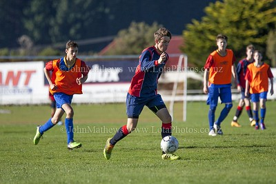 20150509 Football - U15A HIBS v Tawa College _MG_0642 WM