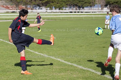 20150509 Football - U15A HIBS v Tawa College _MG_0846 WM