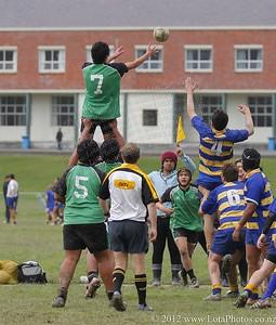 jm20120906 Rugby U15 - Wainui v St Bernards _MG_3237 b