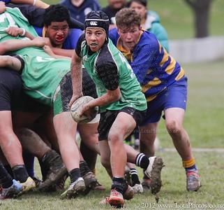 jm20120906 Rugby U15 - Wainui v St Bernards _MG_3316 b