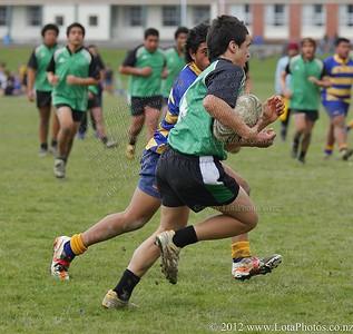 jm20120906 Rugby U15 - Wainui v St Bernards _MG_3251 b