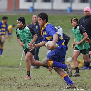 jm20120906 Rugby U15 - Wainui v St Bernards _MG_3218 b