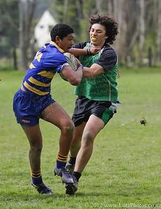 jm20120906 Rugby U15 - Wainui v St Bernards _MG_3350 b