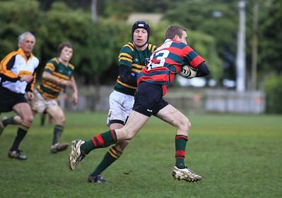 Jun 12 - Rugby - U85 kg  Eastborne v Onslow