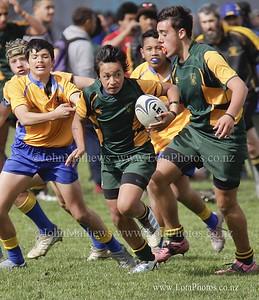 jm20120825 Rugby - U14 Final - Rongotai v Mana _MG_0072 b WM
