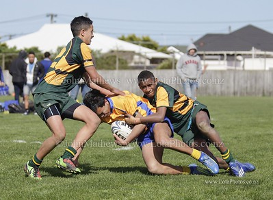jm20120825 Rugby - U14 Final - Rongotai v Mana _MG_0303 b WM
