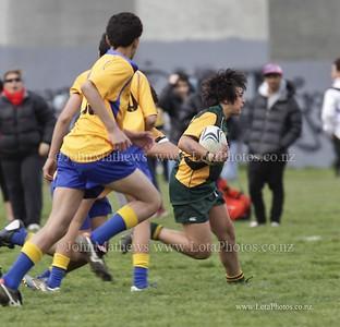 jm20120825 Rugby - U14 Final - Rongotai v Mana _MG_0199 b WM