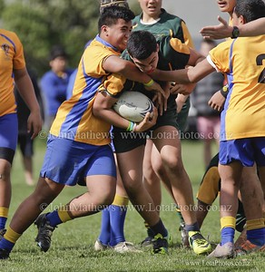 jm20120825 Rugby - U14 Final - Rongotai v Mana _MG_0125 b WM