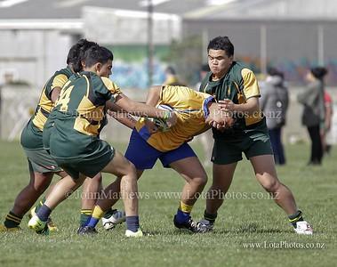 jm20120825 Rugby - U14 Final - Rongotai v Mana _MG_9991 b WM