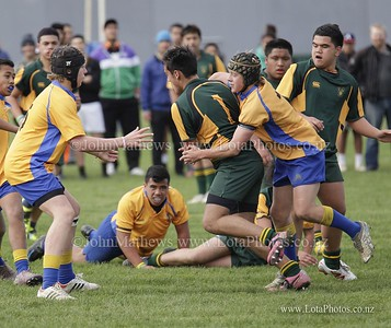 jm20120825 Rugby - U14 Final - Rongotai v Mana _MG_0019 b WM