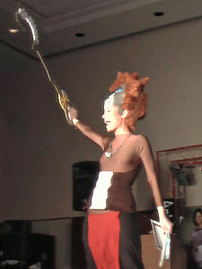 Judges award: The Best of Both Worlds (video games and musical theater) - Lion King Sora from Kingdom Hearts