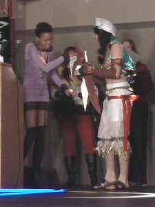 Judges award: You Go Girl - Talim from Soul Calibur 4