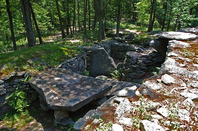 Sacrificial Altar (America's Stonehenge)