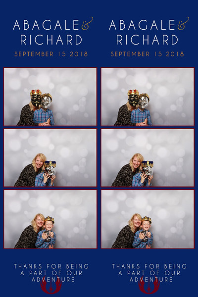 Abagale & Richard Wedding 09-15-18