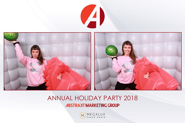 Abstrakt Marketing Holiday Party 12-08-18