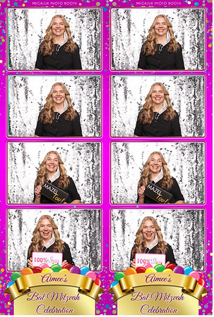 Aimee's Bat Mitzvah Celebration 07-03-21