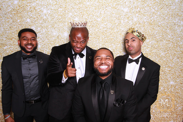 Alpha Phi Alpha Centennial Celebration Gala 12-07-19