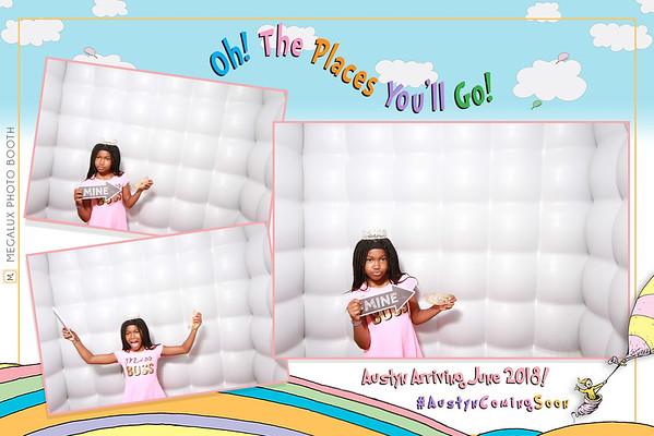 Amber Baby Shower 05-27-18 #AustynComingSoon