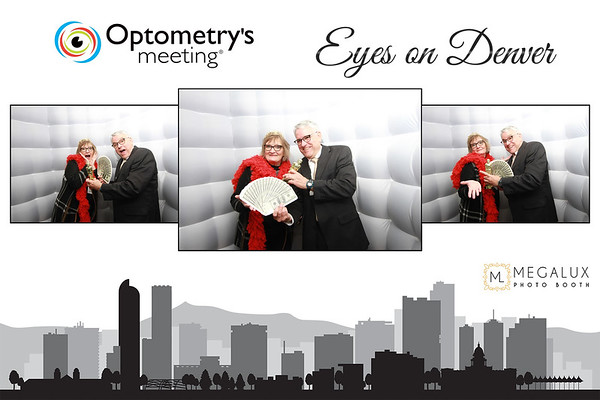 American Optometric Association Event - All Eyes On Denver - 02-02-18