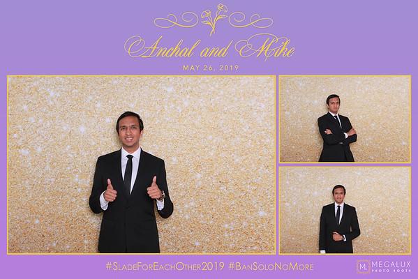 Anchal & Mike Wedding 05-26-19