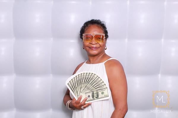 Andre & Mannette's Wedding 08-01-20
