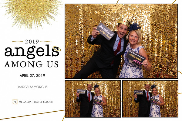 Angels Among Us Dinner & Auction 04-27-19