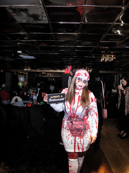 Arika Parr 7th Annual Costumes & Cocktails Halloween Party 10-26-19