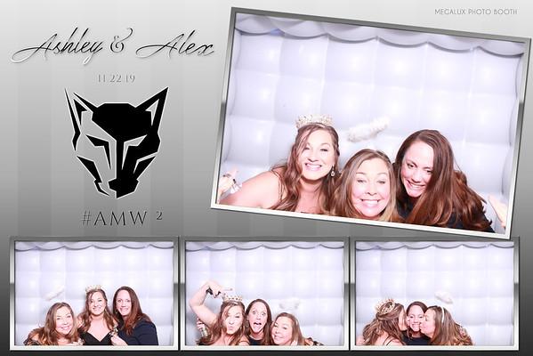 Ashley & Alex Wedding 11-22-19