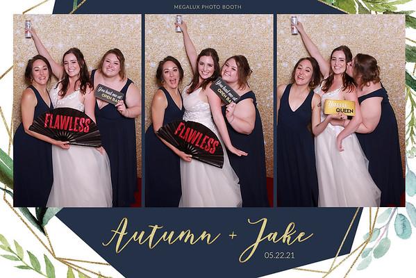 Autumn & Jake's WEdding 05-22-01