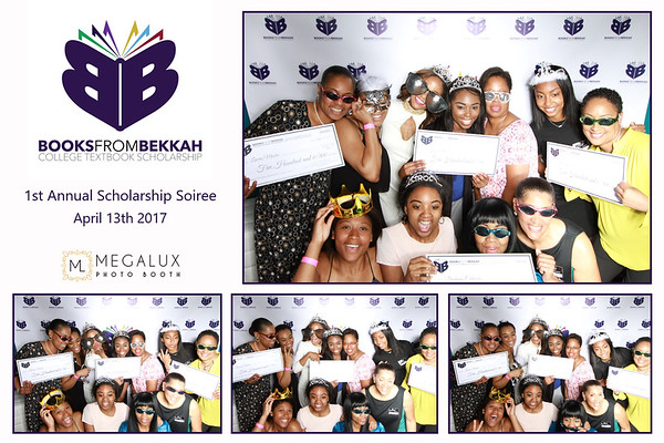 Books From Bekkah Textbook Scholarship Foundation Presents: 1st Annual Scholarship Soiree at  the Moonrise Hotel Rooftop 04-13-2017