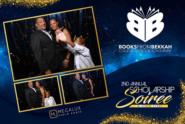 Books From Bekkah 2nd Annual Scholarship Soiree 04-13-18