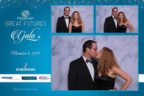 Boys & Girls Club Great Futures Gala 11-08-19