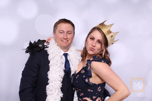 Brad & Jenn Wedding 11-09-19