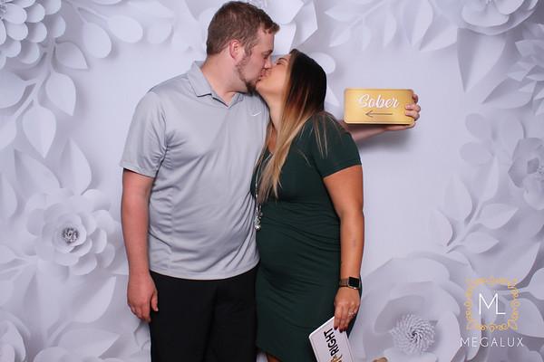 Brandon & Ashley's Wedding 08-01-20