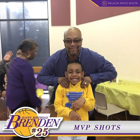 Brenden's 25th Birthday 03-17-19